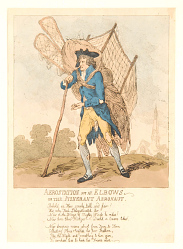 Aerostation out at the Elbows-or The Itinerant Aeronaut