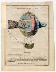 Ballon Aerostatique Voyageant