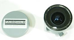 Cap, Lens, Wide Angle, Television Camera, Apollo