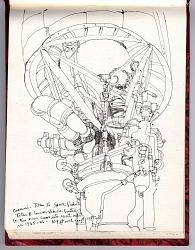 Gemini Titan II space vehicle