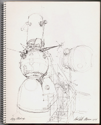 Soyuz Mock-Up