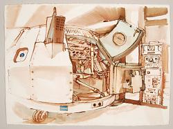 Mock Apollo Command Module