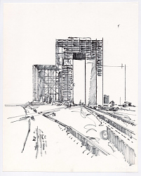 Vehicle Assembly Building Near Completion