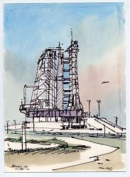 Apollo 14 In Soft Hues
