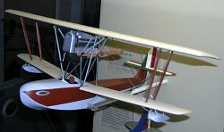 Model, Static, Macchi M-7
