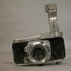 Camera, Robot Recorder, 35mm