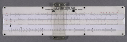 Slide Rule, Nuclear Solid Angle