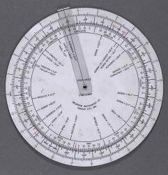 Computer, Star Chart, Hour Angle, Felsenthal