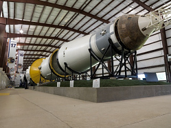 Destination Moon: The Mighty Saturn V