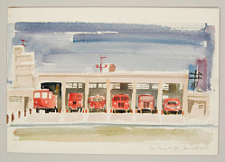 Cape Kennedy: Fire Department