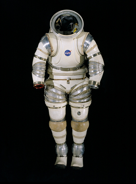 Pressure Suit, RX-2-A, Constant Volume, Litton