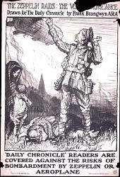 The Zeppelin Raids: The Vow of Vengeance