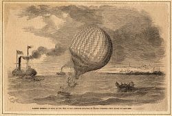 Balloon Ascension at Erie