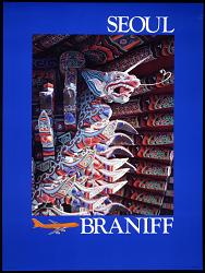 Braniff Seoul