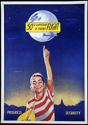 50th Anniversary of Powered Flight