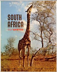 South Africa Fly Qantas