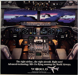 World Airlines The Right Airline, The Right Aircraft