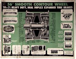 """56"""" Smooth Contour Wheel"""
