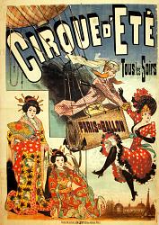 Cirque d'Eté