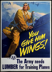 You Give Him Wings!