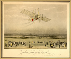 The First Carriage, The Aerial