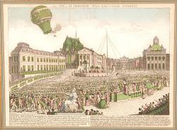 Expérience fait à Versailles le 19 Sept 1783
