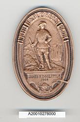 Case, Medal, Explorers Club Medal, Jimmy Doolittle