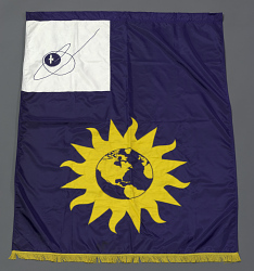 Flag, National Air and Space Museum