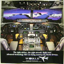 World Airways The Right Airline...the Right Aircraft. Right now!