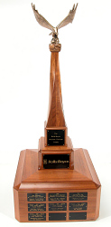 Trophy, Neil Armstrong Aviation Heritage with base