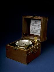 Box Chronometer, Marine, Hamilton #1