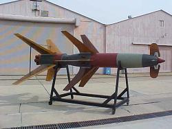 Missile, Surface-to-Air, Rheinmetall-Borsig Rheintochter R I