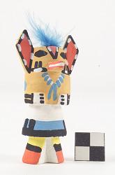 Fox kachina