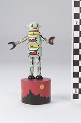 Collapsible Robot kachina