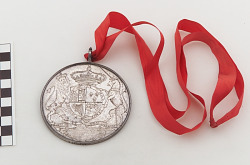 George III peace medal