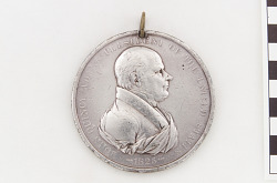 John Quincy Adams peace medal