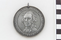 George Washington peace medal, 1789