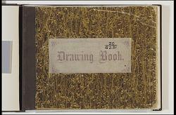 Book of ledger drawings