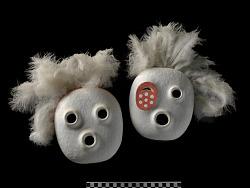 Inuit Ghost Masks