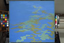 Hudson Reflection, III