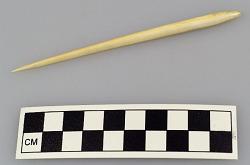 Pin-shaped object