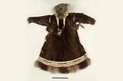 Woman's parka