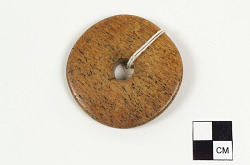 Disc-shaped object