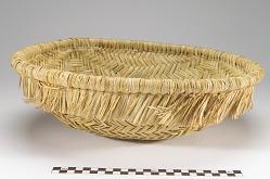 Winnowing basket