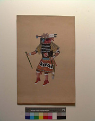 Helilulu (He-lee-lee) kachina