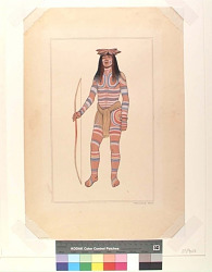 Mohave, 1800