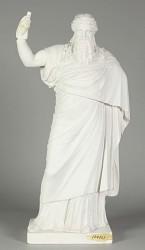 Cast Statue Indian Dionesius
