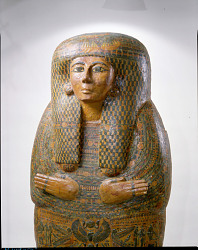 Ancient Egypt: Sarcophaguses and Coffins