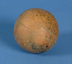 Earthenware Ball Rattle