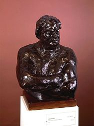 Half-Length Portrait of Balzac
